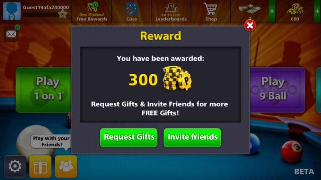 Free Coin Reward Link