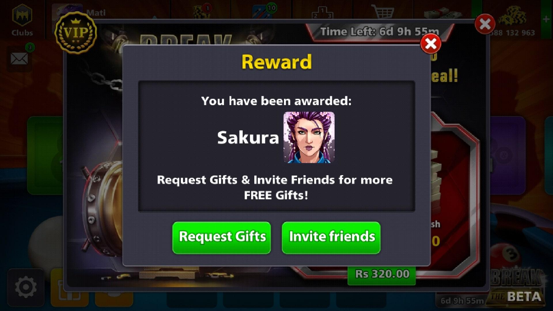 Free Sakura Avatar