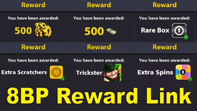 8 Ball Pool Reward Link