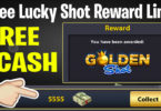 8 Ball Pool Golden Shot