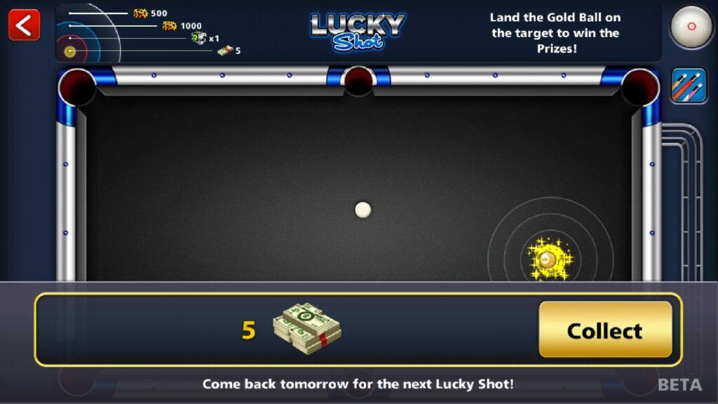 8 ball pool free 5 cash