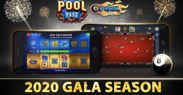 8 Ball Pool 2020 Gala Season