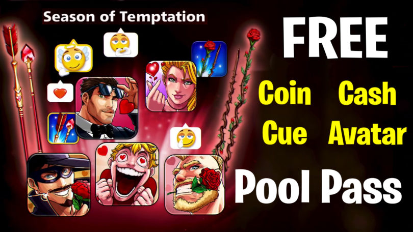 8 ball pool pass season of temptation