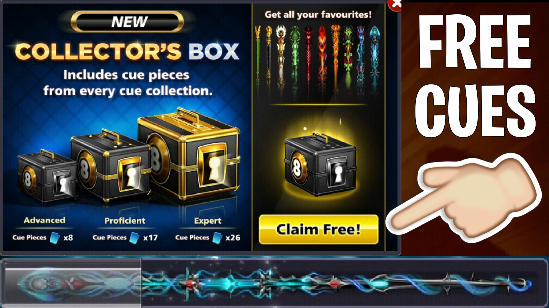 Collector Box Free