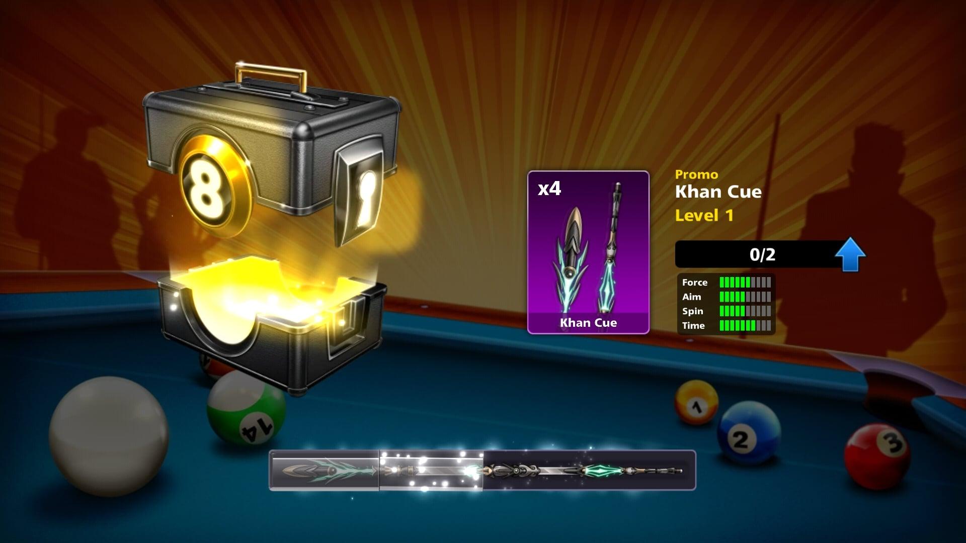 Free Khan Cue Trick
