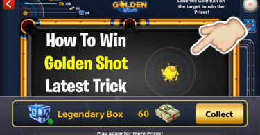 win free golden shot trick