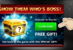 8 ball pool free box trick