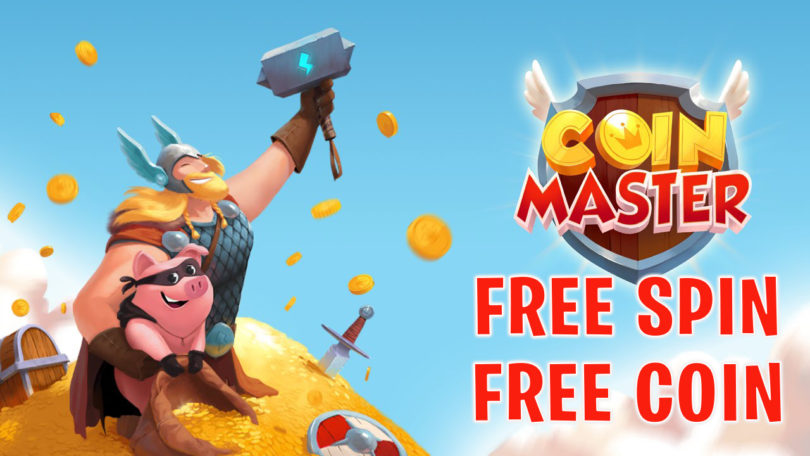 coin master free spin coin today