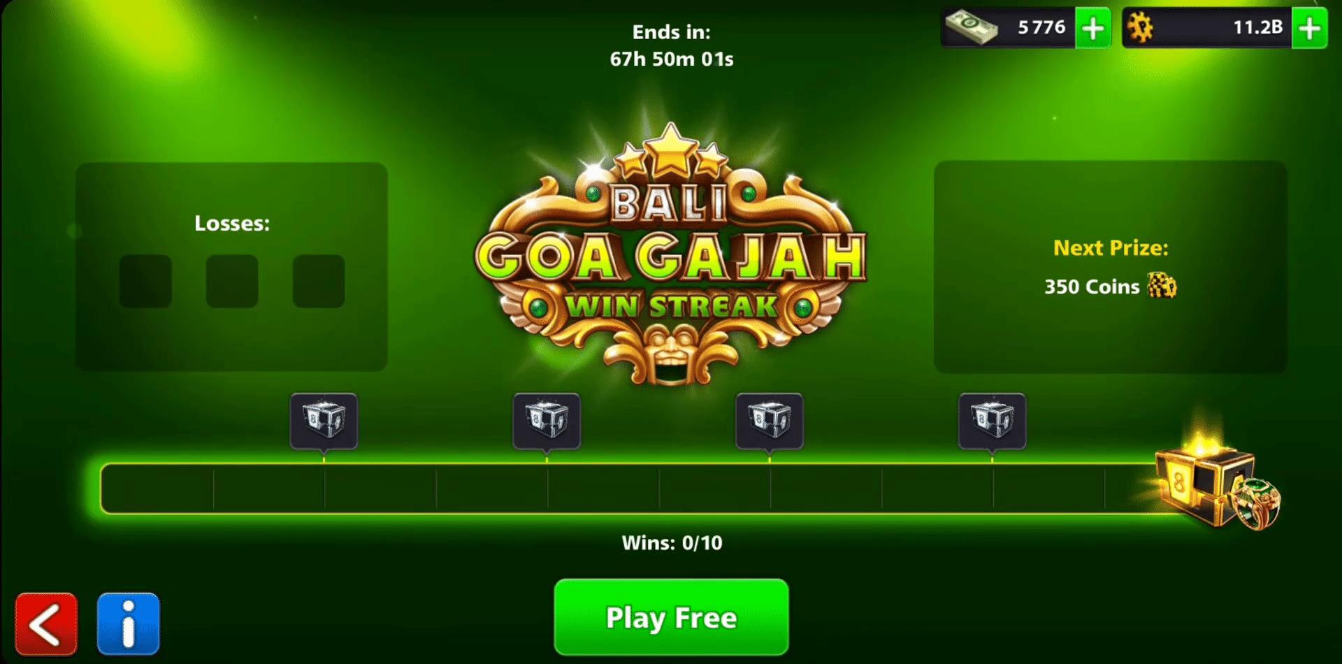 Bali Goa Gajah win streak