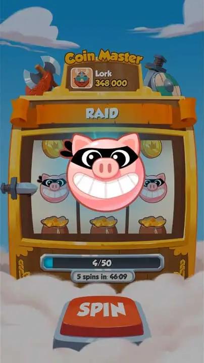 coin-master-raid-pig